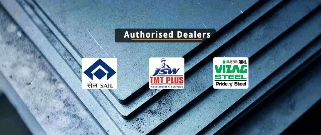 Authorized dealers of SAIL, TMT, Vizag Steel in Bangalore